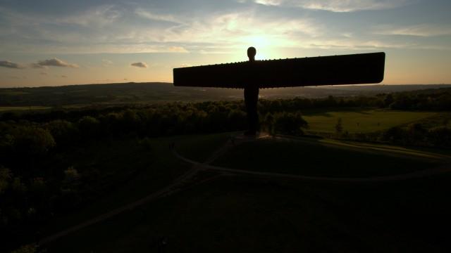 Angel of the North, Gateshead, United Kingdom