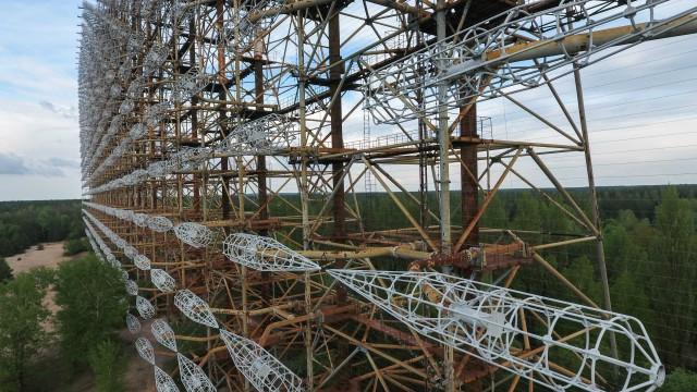 Duga radar, Chernobyl-2, Ukraine