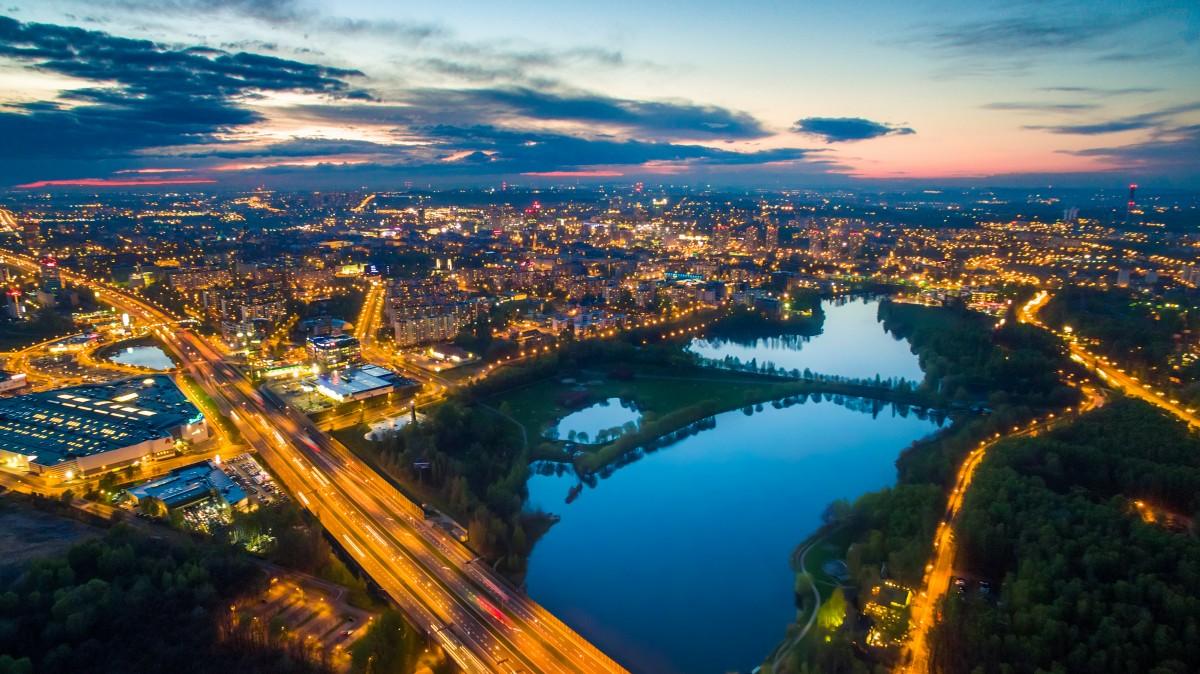 Katowice 3 stawy silesia poland dronestagram for Benetton 3 stawy katowice