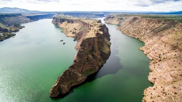 Lake Billy Chinook – Oregon – USA