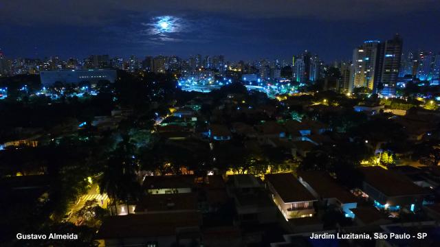 Parque do Ibirauepra, São Paulo, SP, Brasil