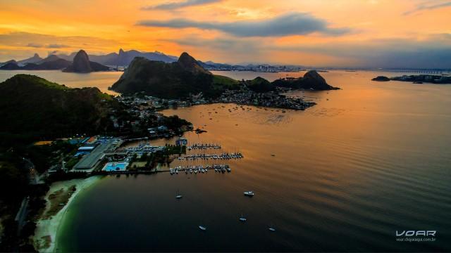 Jurujuba Cove, Niterói, RJ