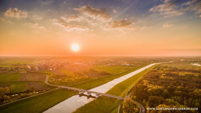 Kanal Ulgi, Opole, Opolskie, Poland