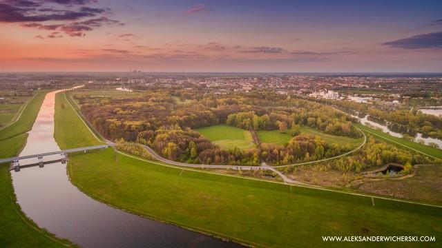 Wyspa Bolko, Opole, Opolskie, Poland