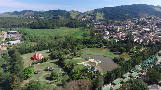 Parque das Águas, São Lourenço, Minas Gerais, Brasil
