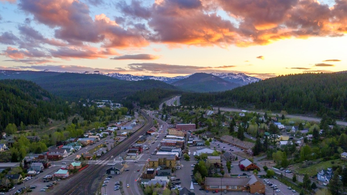 Truckee, California, USA