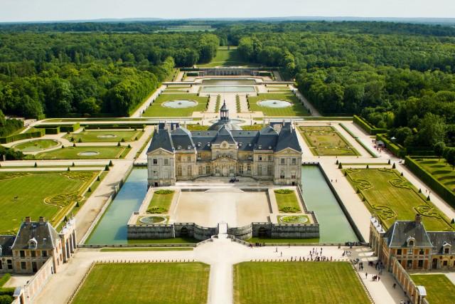 Château de Vaux-le-Vicomte, Paris, France