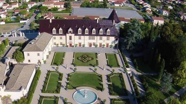 ACTUA DRONE et Château – Domaine E.GUIGAL – France