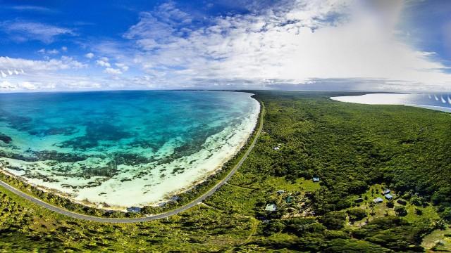 Takedji, Ouvéa, Nouvelle-Calédonie