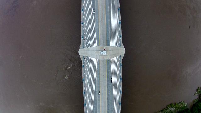 Bond Bridge – from the top