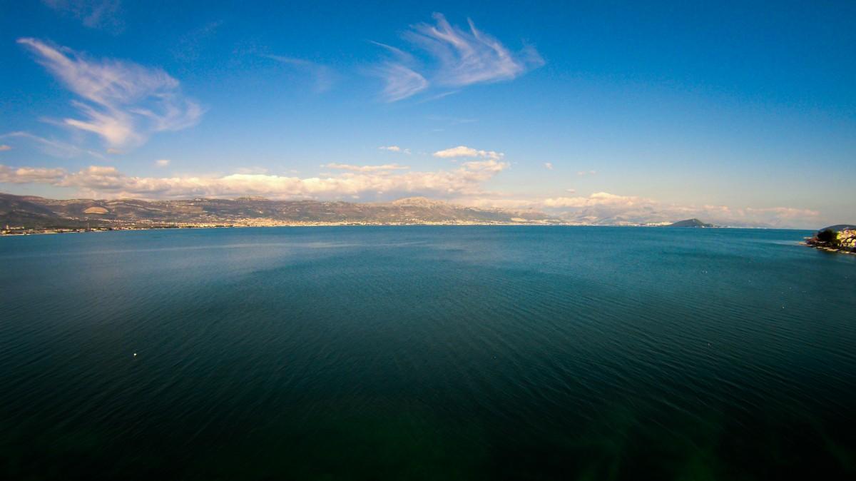 Deep Blue Sea, Croatia
