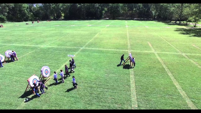 Discovery Park Archery Range