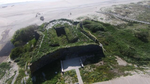 Forte do Paçô, Portugal