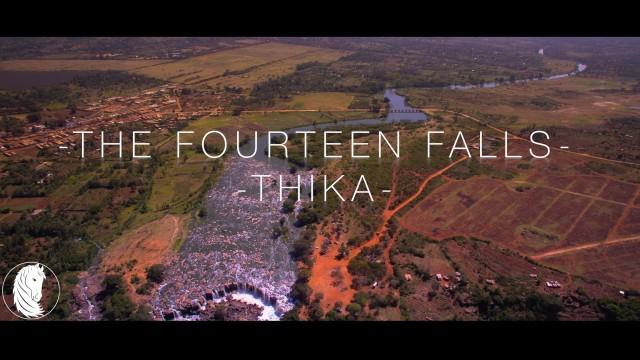 Fourteen Falls, Thika