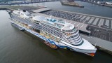 Hamburg Cruise Terminal Steinwerder