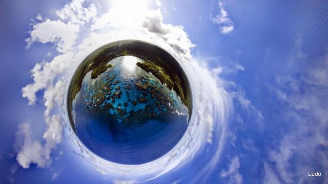 Baie de Wadra, Mou, Lifou, Nouvelle-Calédonie