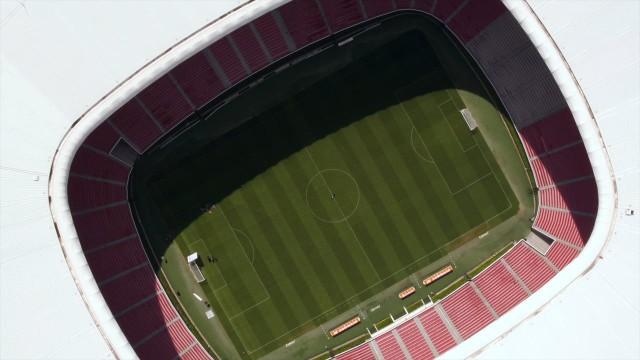 Omnilife Stadium, Guadalajara, Jalisco, Mexico