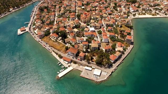 Galaxidi Fokida, Greece