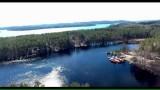 Savonranta. Finland. Saima lake.