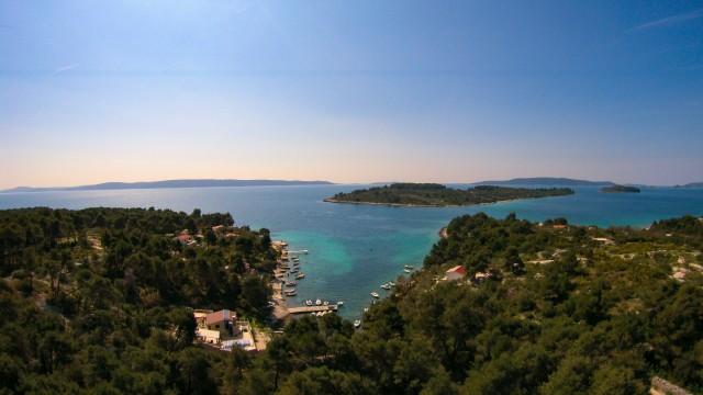 Island, Zedno, Croatia