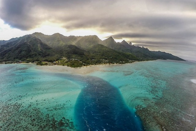 Moorea Island – French Polynesia