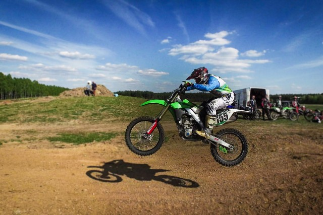 Dirt Bike Track, Poland