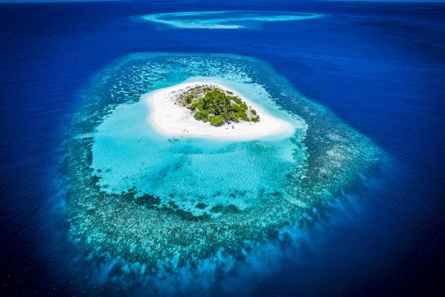 Maldives, a tropical paradise