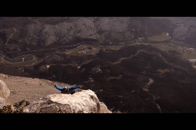 2016 Drone Experience Film Festival's candidate : Acrophobia – I'm afraid of heights