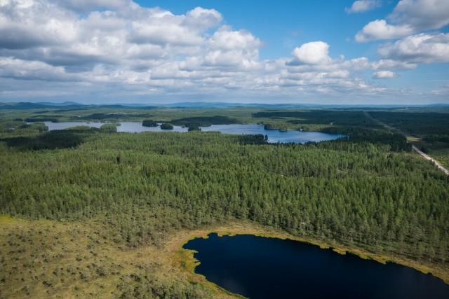 Vansbro, Dalarna, Sweden