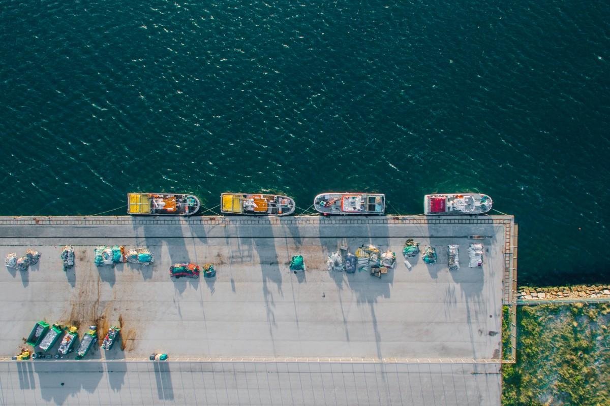 Porto de Pesca Aveiro, Gafanha da Nazaré, Aveiro, Portugal