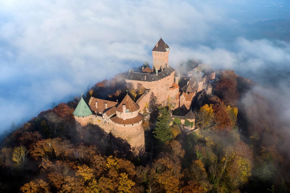 Haut-Koenigsbourg Castle