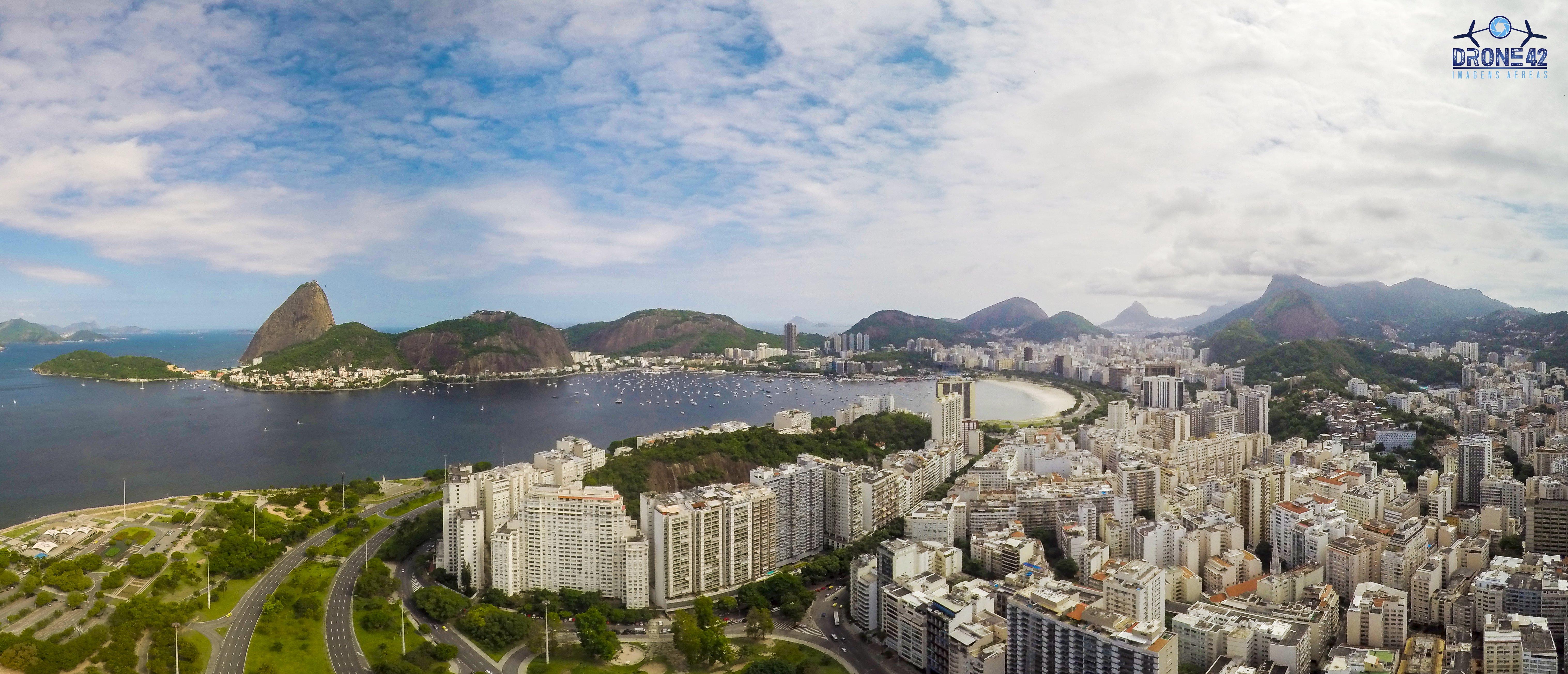 Aterro do Flamengo e Pão de Açucar – Rio de Janeiro, Brazil