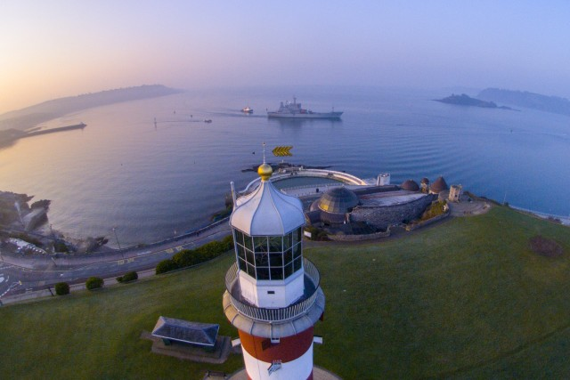 The Hoe, Plymouth, England