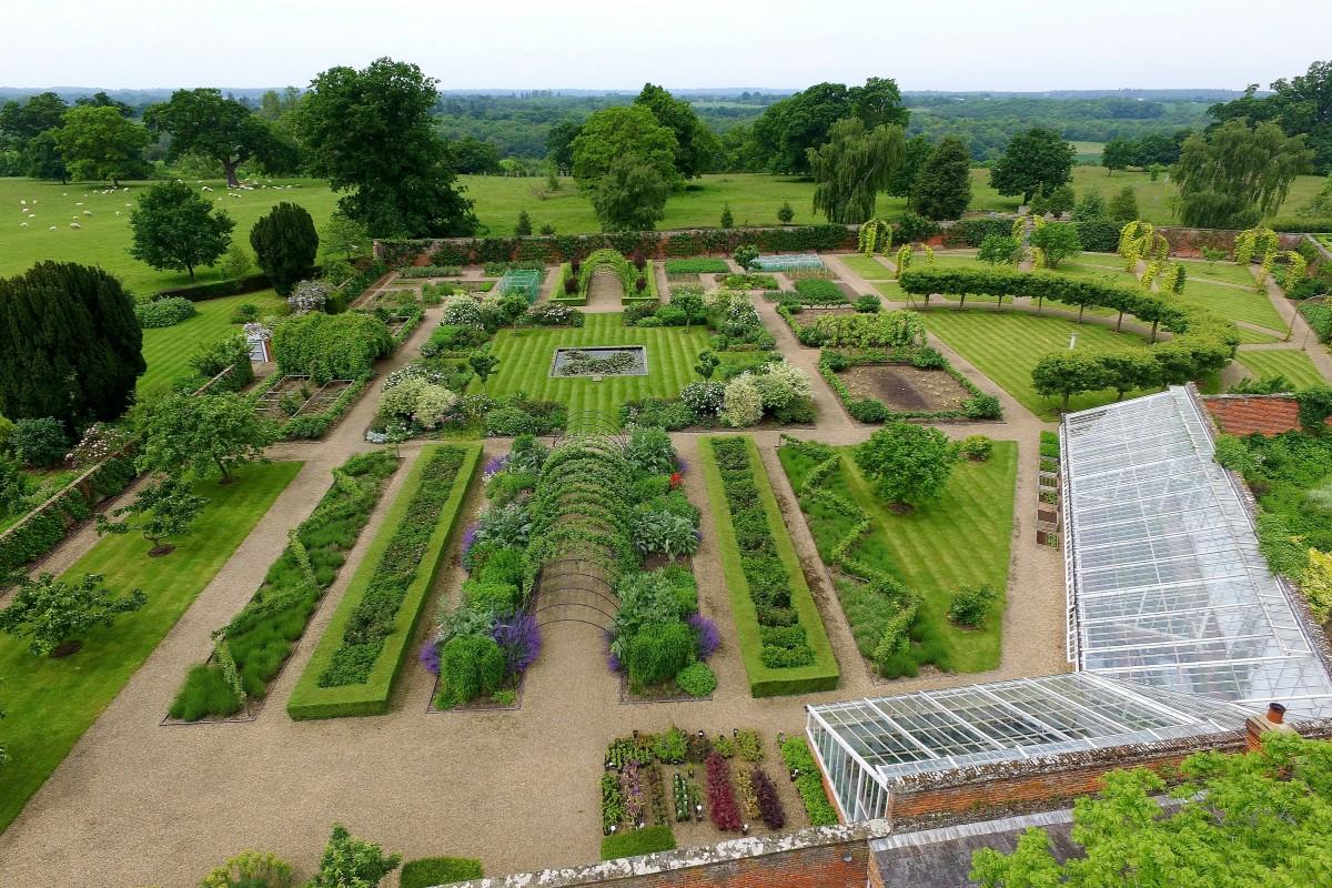 Belmont House And Gardens Faversham Dronestagram
