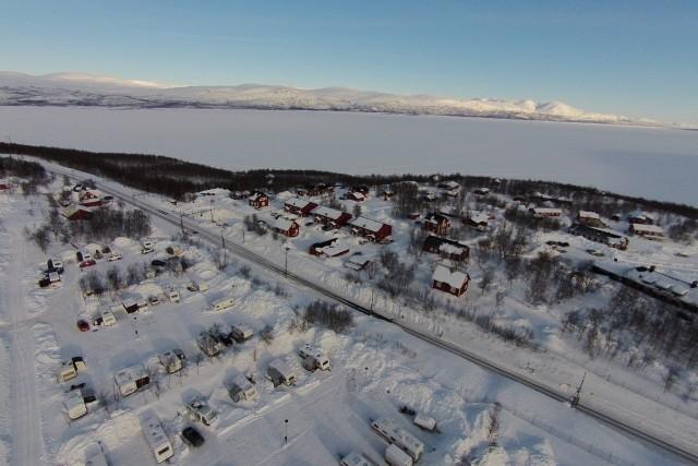 Bjorkliden, Norrbotten, Zweden