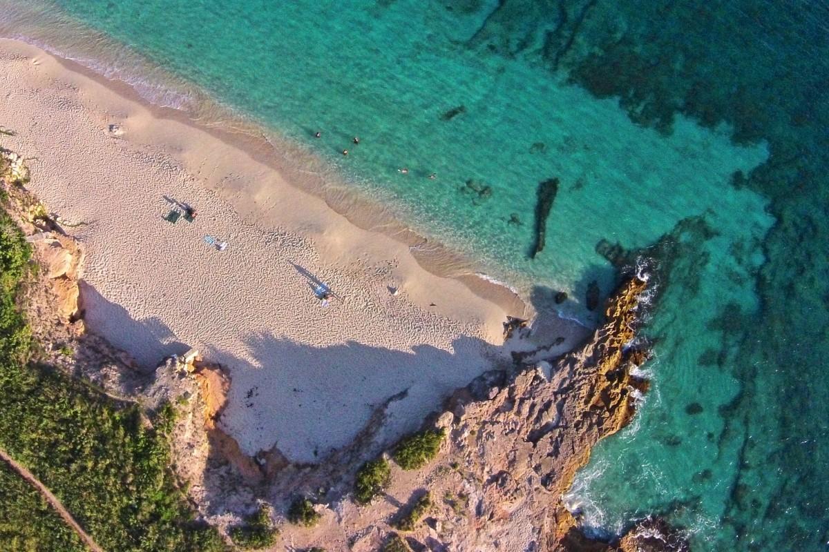 Cupecoy Beach, St.Maarten – Caribbean
