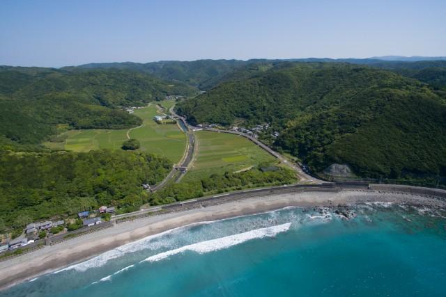 kochi Aerial shoot Shikoku