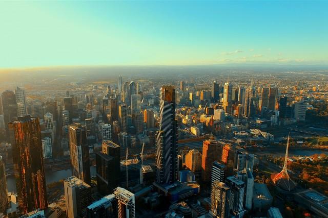 Melbourne CBD, Victoria, Australia