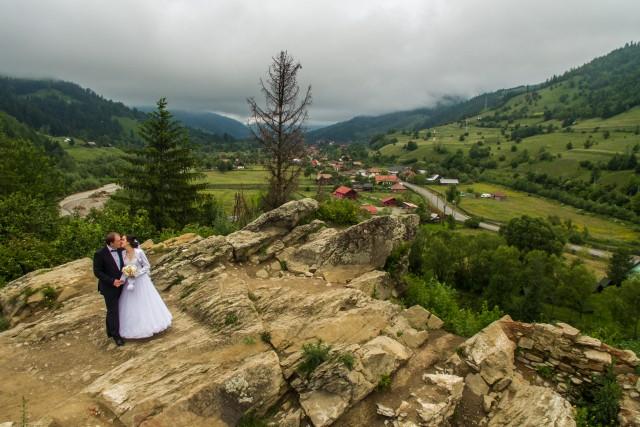 Wedding Dronie – Trash the dress