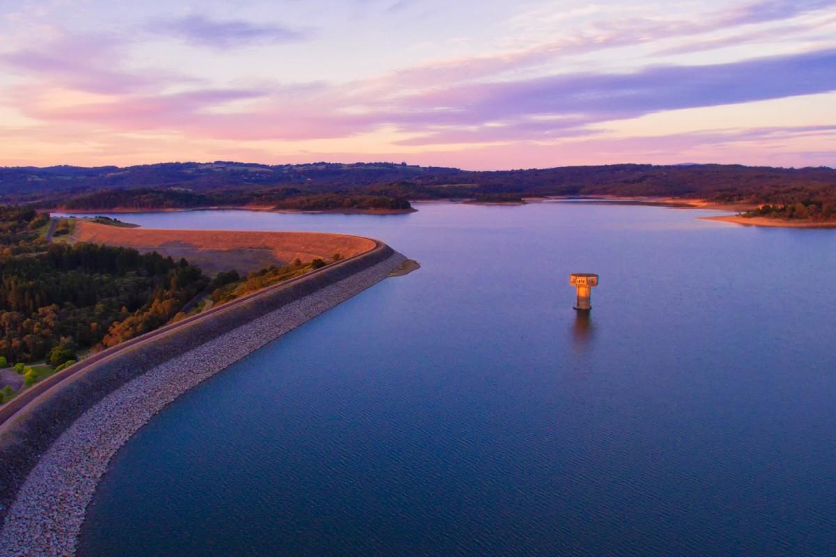 Cardinia Reservoir, Narre Warren East, Victoria, Australia