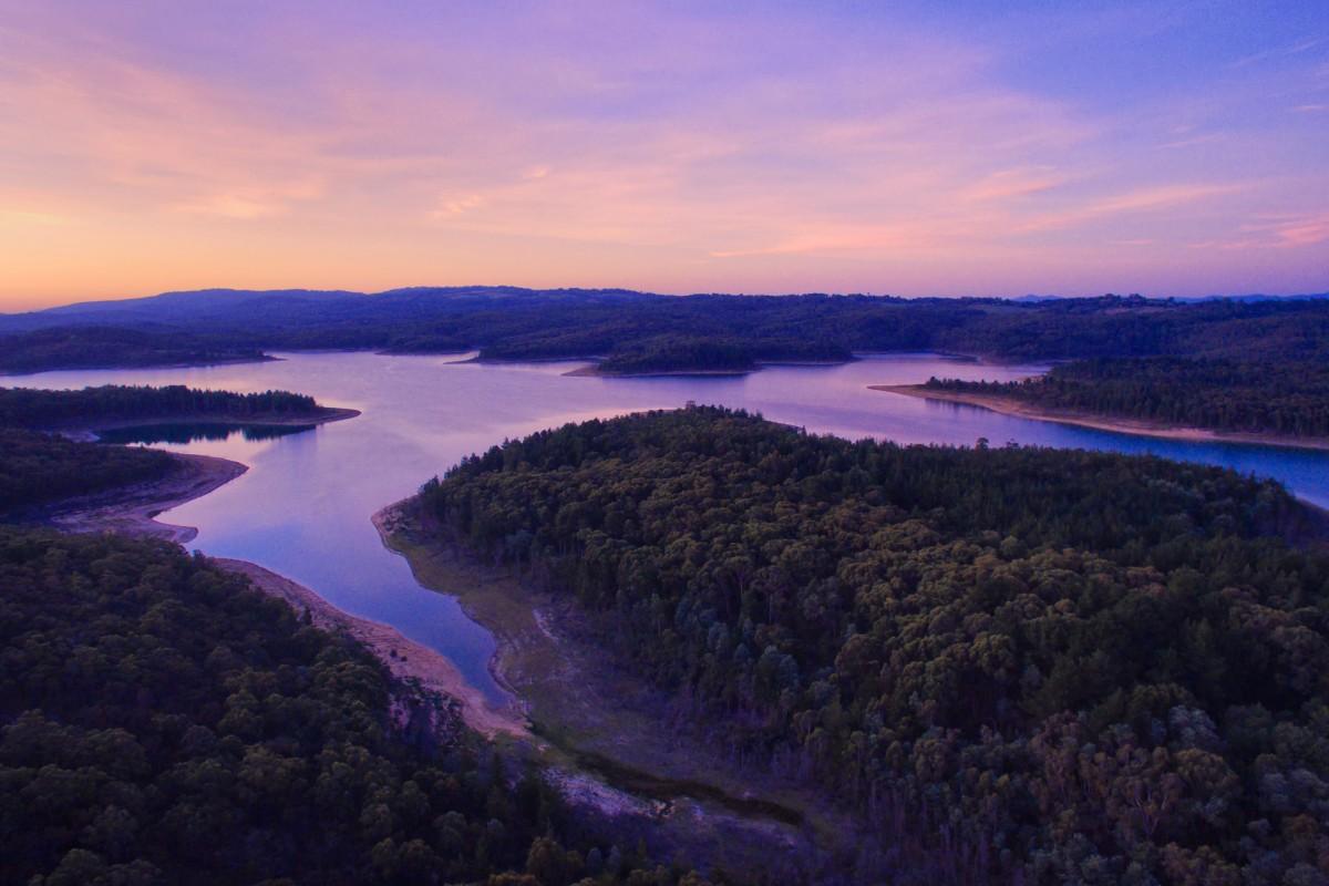 Cardinia Reservoir, Dewhurst, Victoria, Australia