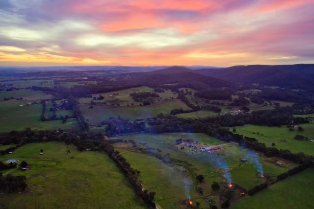 Mt Cannibal, Garfield North, Victoria, Australia