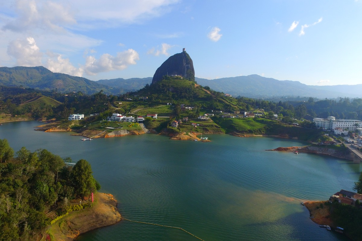 dji drone 2 with Guatape Dam El Penol Antioquia Colombia on Drone Warning Sign furthermore Rila Monastery additionally Pojorata Suceava Romania together with Watch besides Arte European Foodmarkets In The Belly Of Freiburg.
