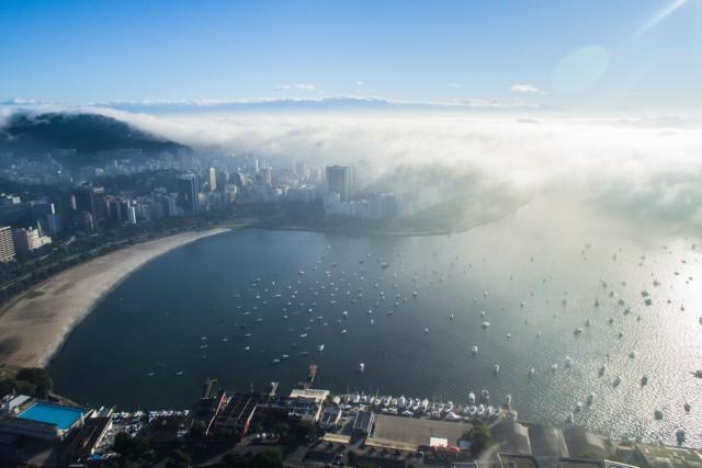 Mirante do Pasmado, Botafogo, Rio de Janeiro, RJ, Brazil.