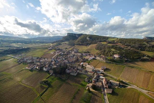 Village Solutré – Burgundy