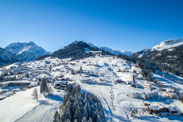 little Walser valley / Austria