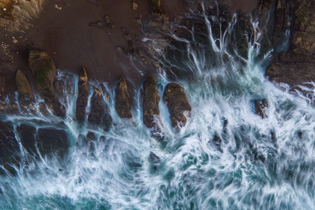 Fingers of the Ocean