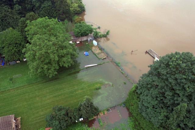 Seine flood