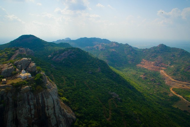 Phirangipuram Temple , Guntur district , Andhrapradesh