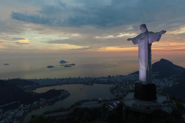 Cristo Redentor, Rio de Janeiro, RJ, Brazil